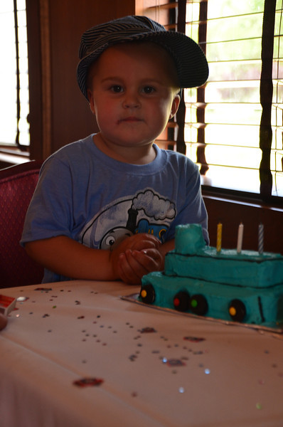 ryan is three
